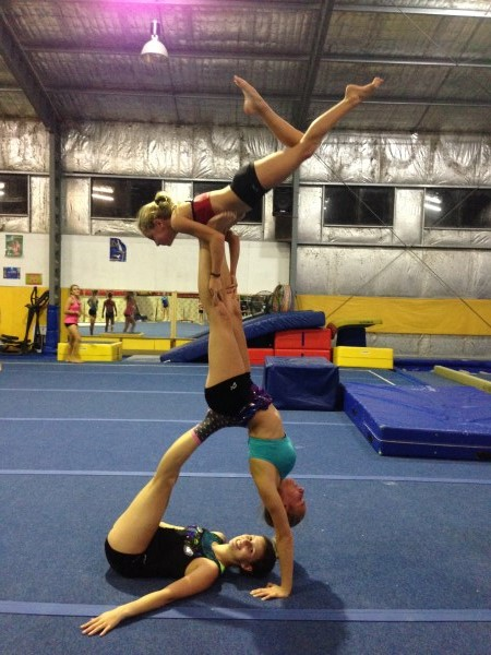 Gosford Gymnastics & Erina Kindergym | Acro Dance is on again this term
