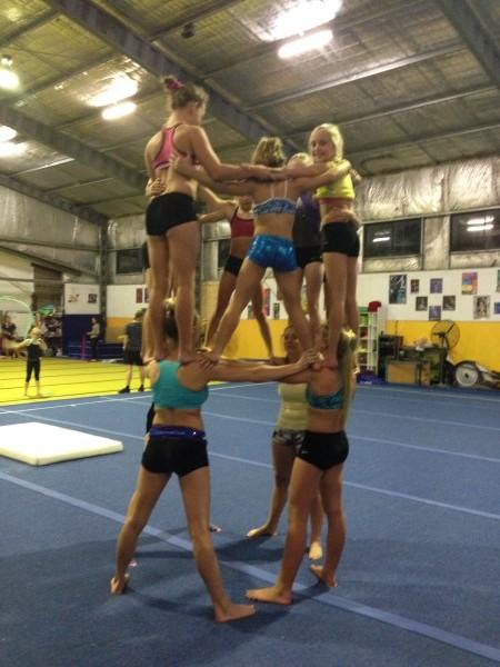 Gosford Gymnastics & Erina Kindergym | 2017