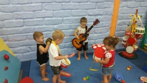 Kindergym Musical Madness